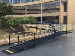Wheelchair Ramps in New London, Milford, Storrs, Waterbury, Greenwich, Hartford, CT, Poughkeepsie, Hudson Valley, Dutchess County, Westchester County, and Albany, NY