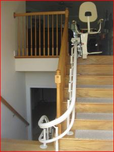 Stair Lifts | Amramp