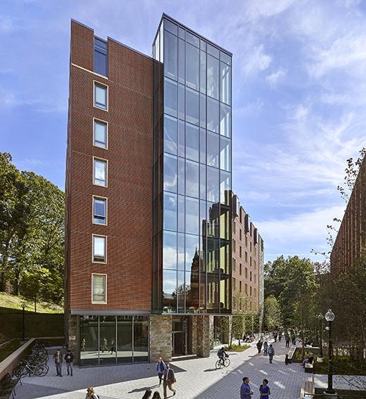 Georgetown University Pedro Arrupe SJ Hall – Sasaki