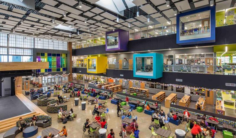 Stantec ranks first on Building Design + Construction's 2018 Giants 300 Report - Stantec