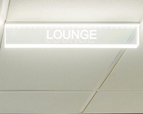 T-BAR LED™ Acrylic Signage