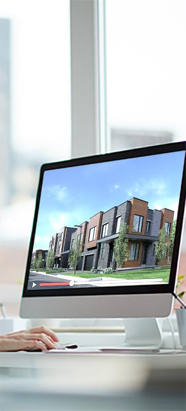 Flythrough Videos - InventDev – Real Estate Visualization. Re-invented.