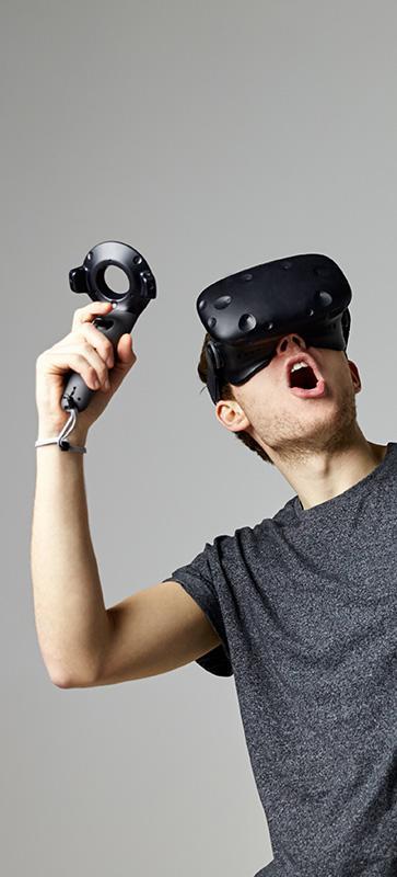 Virtual Reality Demo Reel- InventDev