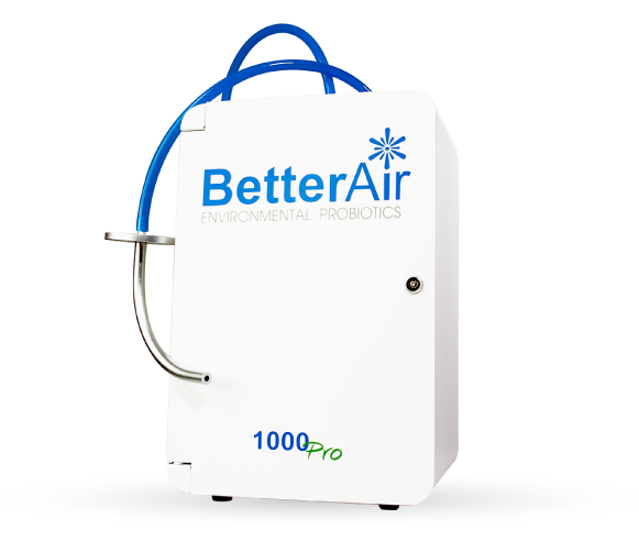 BetterAir | BA Series | Commercial and large space solution