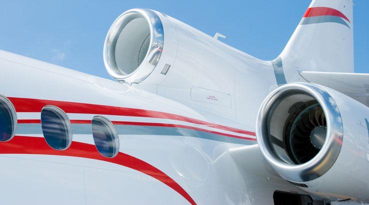 JetFlex® WR Aircraft Interior Finish