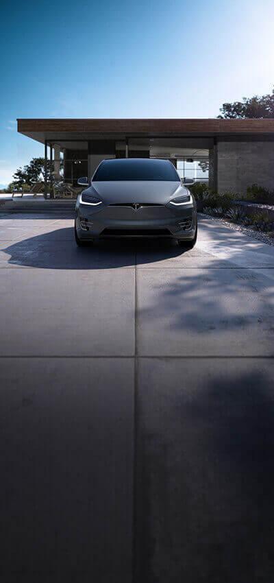 The Best Electric SUV - Model X   Tesla