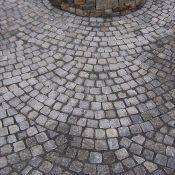 Granite Cobblestone Belgium Blocks