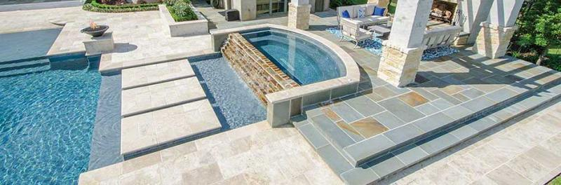 Natural Stone for Hardscapes and Landscaping.
