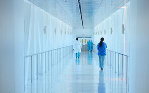 Reusable Hospital Walls