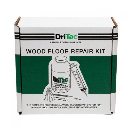 Engineered Wood Flooring Repair Kit - DriTac - Accessories
