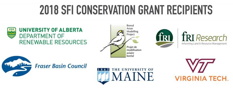 Conservation Grants - SFI