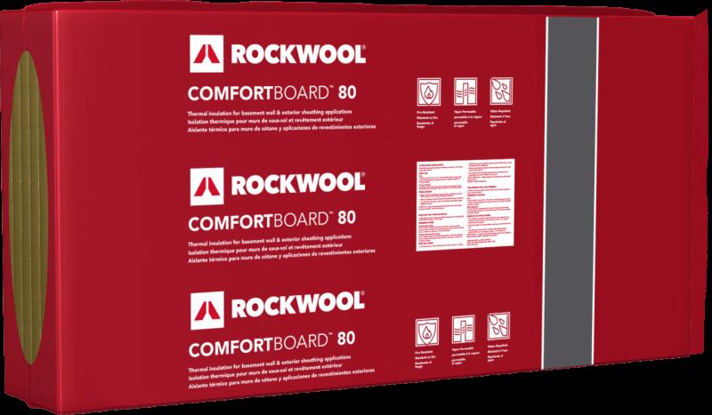 ROCKWOOL COMFORTBOARD™ 80