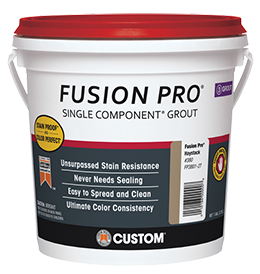 Fusion Pro Single Component Grout