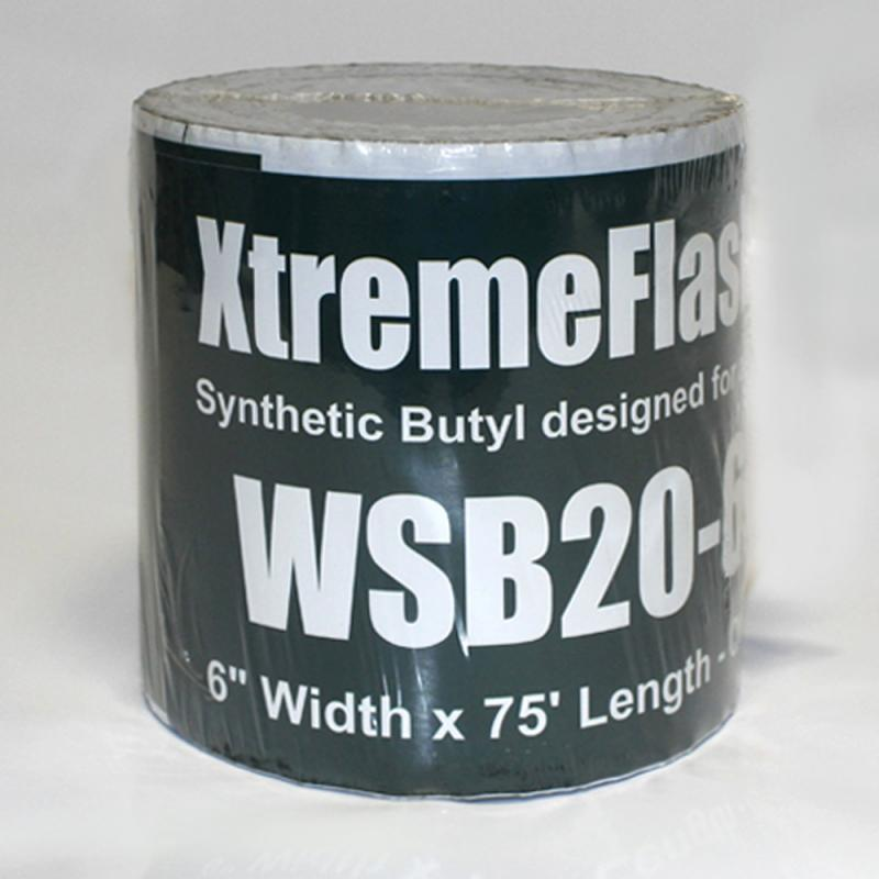 XtremeFlashing Synthetic Butyl Tape