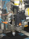 SIGCO - Cutting - we use two cutting lines and offer a Shape Catalog