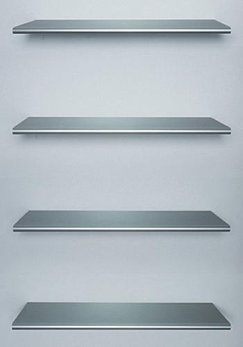 Wood Shelves and Fixed Floating Shelves