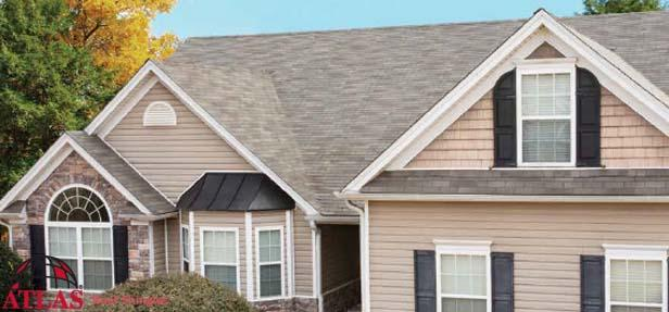 Atlas® Roof Shingles - Coastal Forest Products
