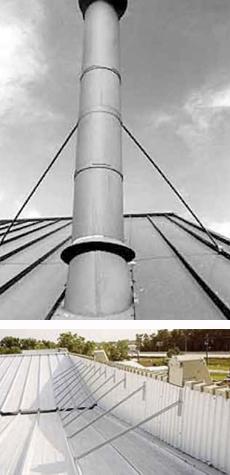 S-5! Parapet Walls Utility Attachment Solutions