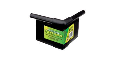 Master Gardener Coiled Edging Corner Couplers Pro from Master Mark : Master Mark