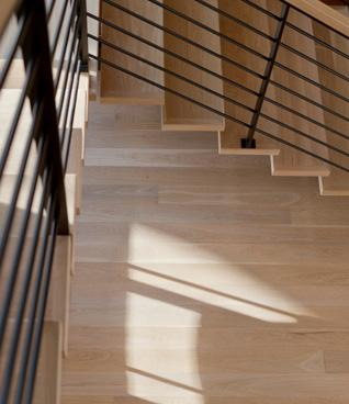 Custom Stairs by Hull Forest Products
