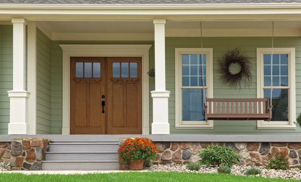 Fiberglass & Steel Entry Doors