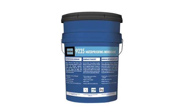 9235 Waterproofing Membrane - LATICRETE
