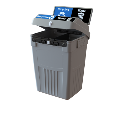 Indoor Recycling Bins and Containers