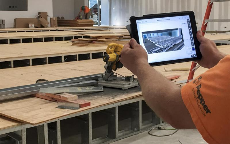 Virtual Design and Construction | Pepper Construction