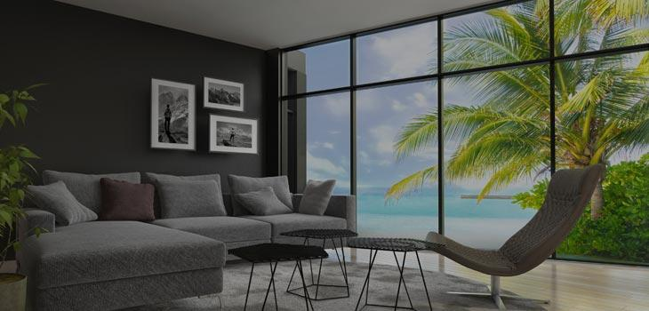 Residential Window Films by Huper Optik - Tinting for Homes, Condominiums, Apartments