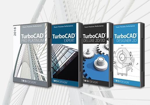 TurboCAD.com - Optimize Design Workflow - TurboCAD via IMSI Design