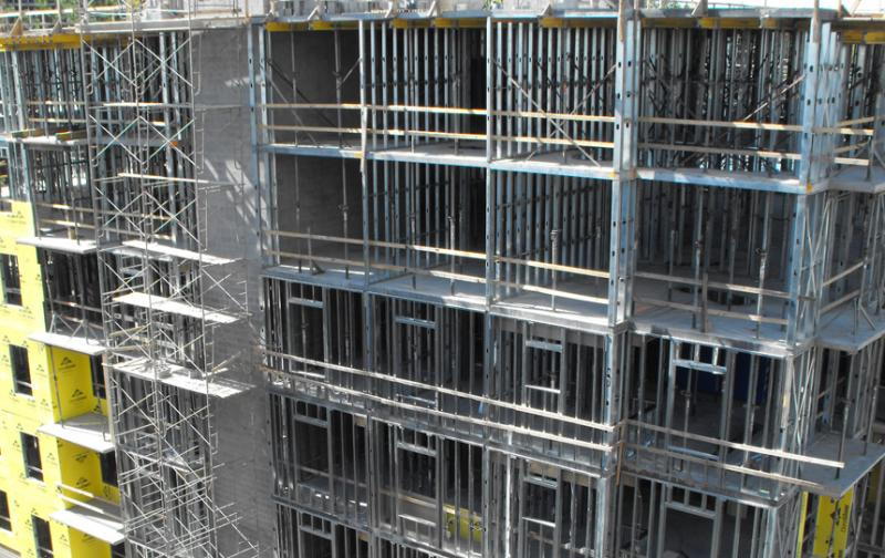 Construction: Cold-Formed Steel Framing