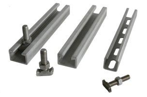 HALFEN - Introduction - HALFEN Mounting Channels and HALFEN T-Bolts - Mounting systems - PRODUCTS