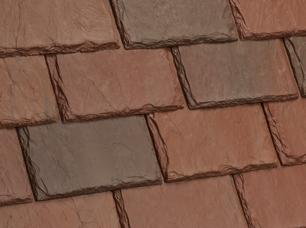 Single-Width Synthetic Slate Roof Tiles | DaVinci Roofscapes