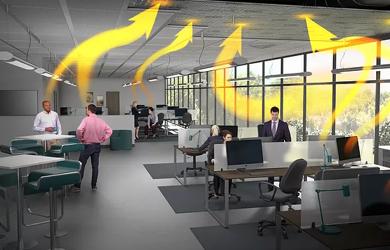 Energy Efficient Heating & Cooling for Any Building | ENRG Blanket