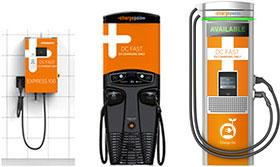 Commercial EV Charging Stations