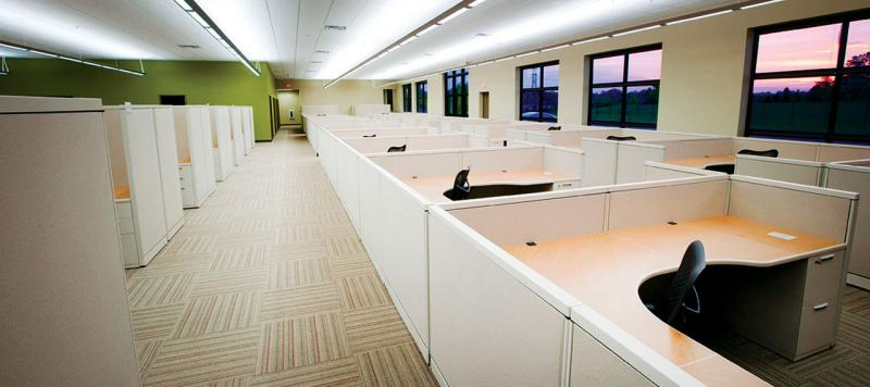 Remanufactured Office Cubicles & Workstations