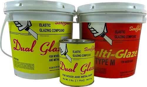 Dual Glazing Compound | Abatron, Inc.