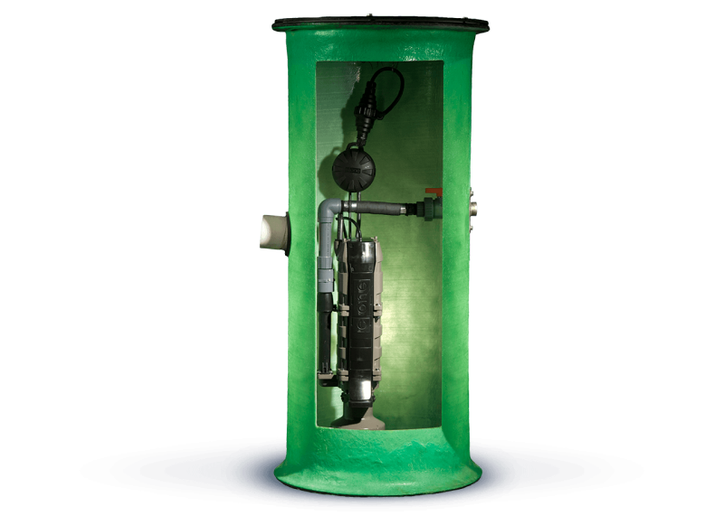 Grinder Pumps :: Gatorgrinder :: E/One Sewer Systems - Environment One
