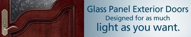 Glass Panel | JELD-WEN Windows & Doors