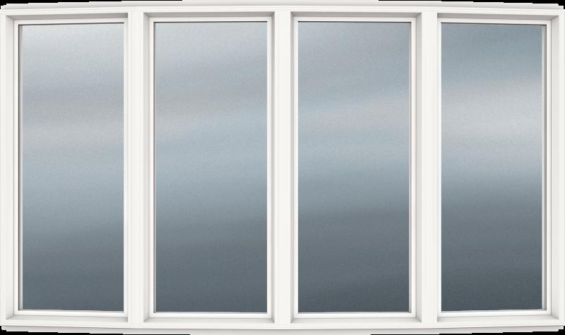 Builders Vinyl Bow Window | JELD-WEN Windows & Doors