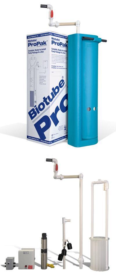 Biotube® ProPak™ Pump Packages (BPP)