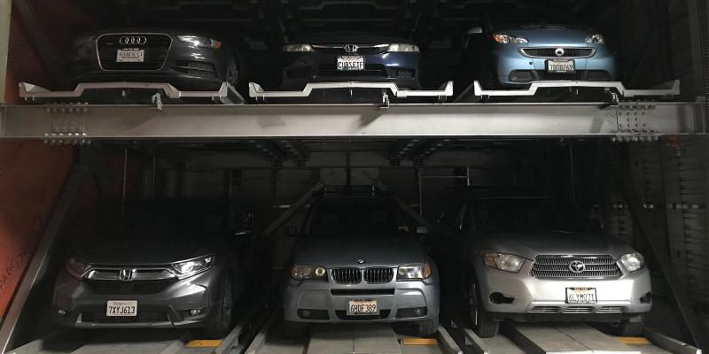 Tower Car Parking Lifts | CityLift