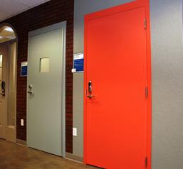 Specialty Products | Finish Painted Doors and Frames | SDI