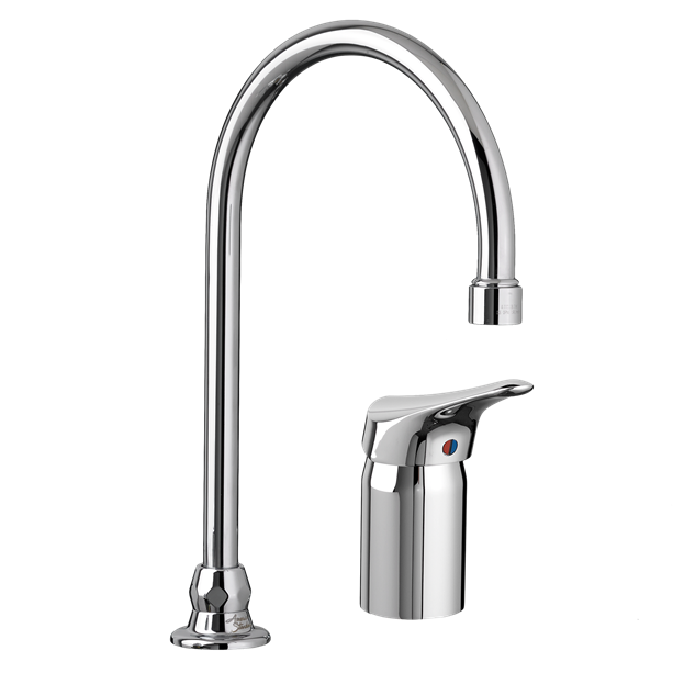 Monterrey Single Control Gooseneck Kitchen Faucet with Remote Valve - American Standard