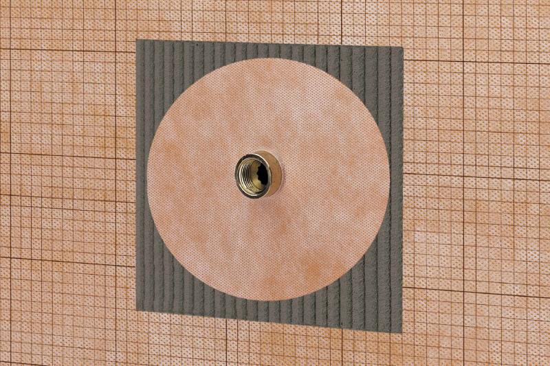 Schluter®-KERDI-KM | Waterproofing | Shower System | schluter.com