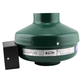 Garage Ventilation - Spruce Environmental Technologies