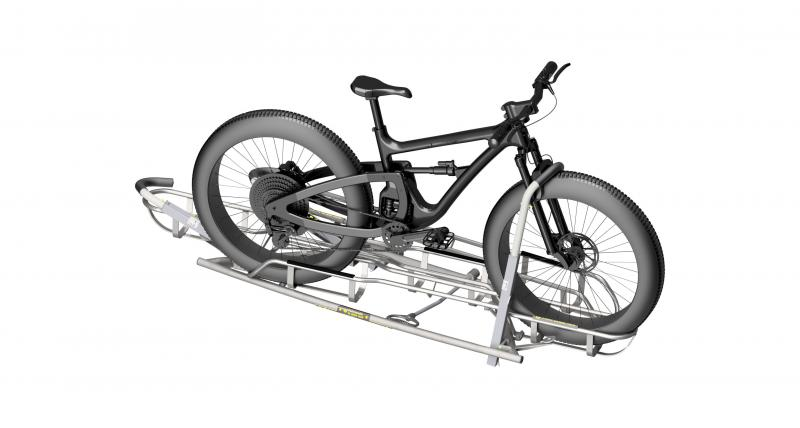 Fat Tire Bike Trays for Apex 2 & Apex 3   Sportworks