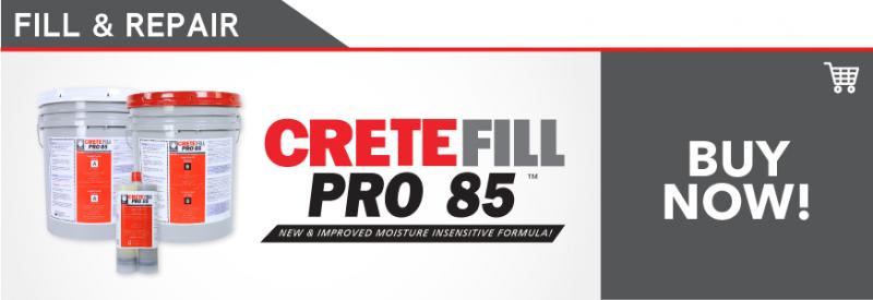 CreteFill Pro 85 - Joint Filler - Ashford Formula Ashford Formula