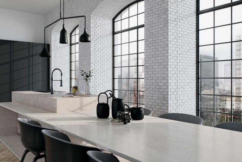 Topus Concrete 4023 - Quartz Countertops   Quartz Countertops Colors   Caesarstone®