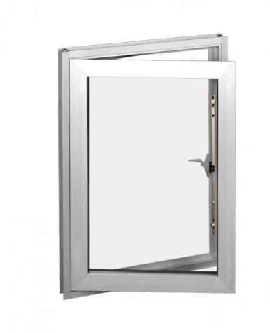 Series 8500 Heavy Commercial / Architectural Aluminum Thermal-Break Casement Windows